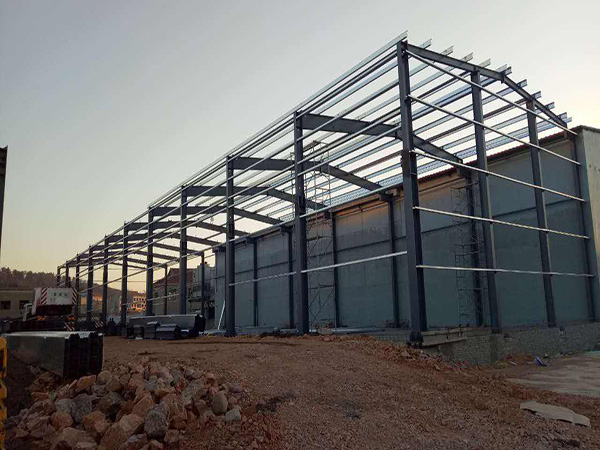 鋼結構廠房對環境的規定