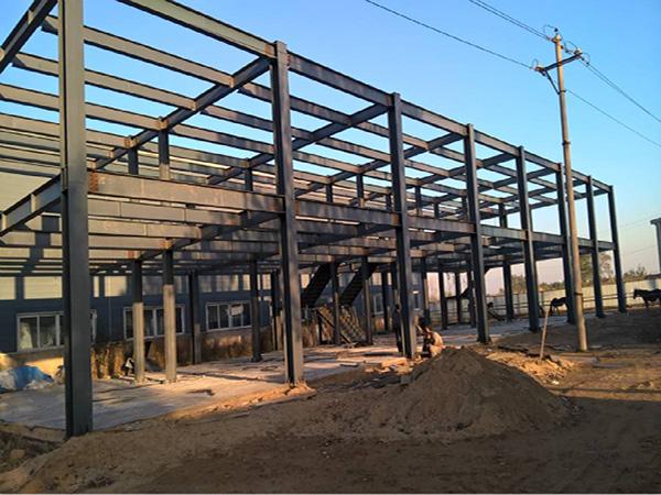 蘭州鋼構廠家分享鋼結構節點設計讓我們實際的詳細說明!