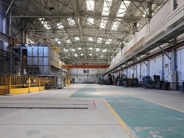 钢结构工业厂房的优点