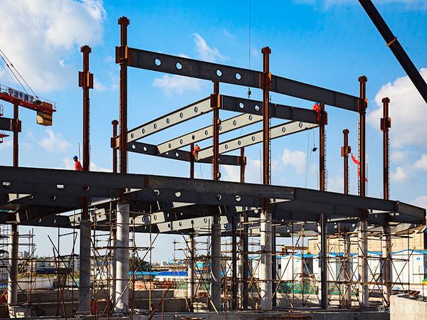 钢结构施工造价