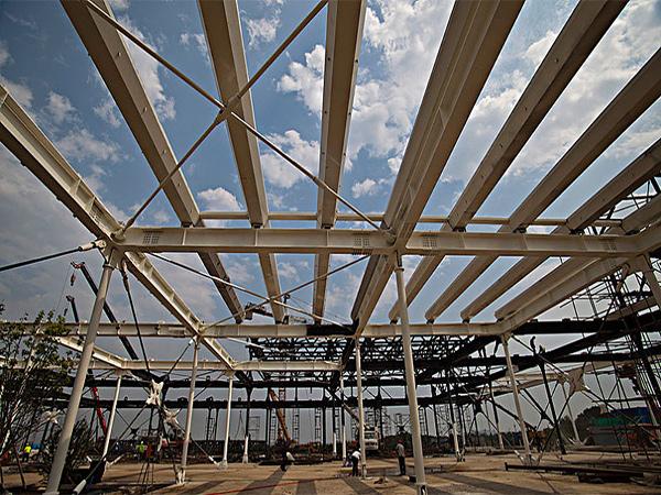 钢结构住房构造