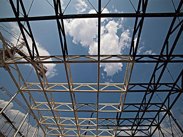 静宁钢结构建筑工程