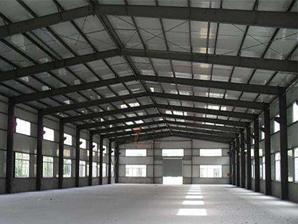静宁钢结构厂房