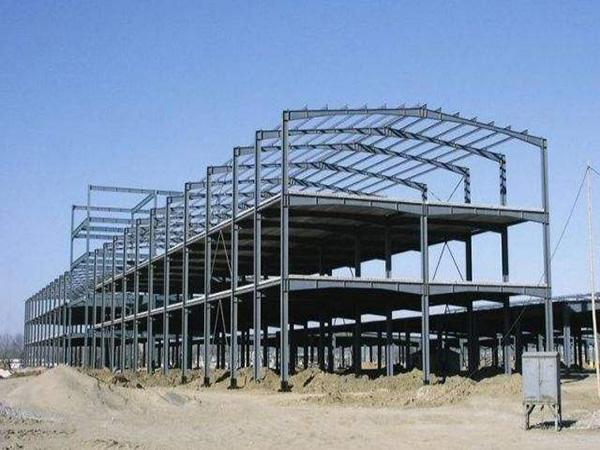静宁钢结构厂家