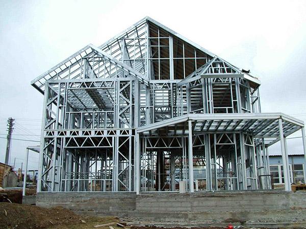 钢结构阁楼特点及搭建技巧