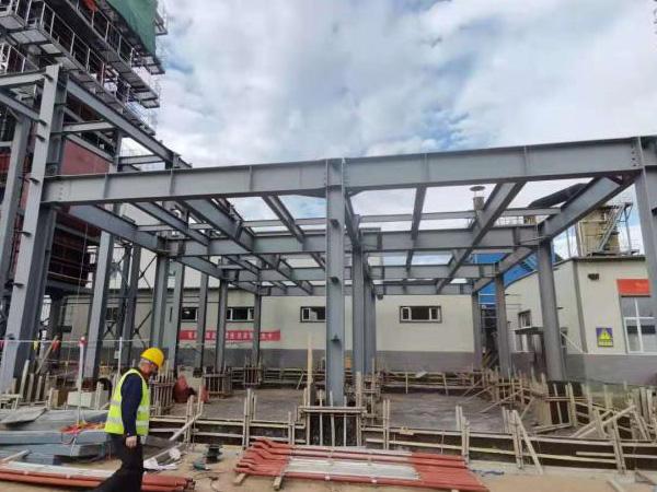 钢结构建设