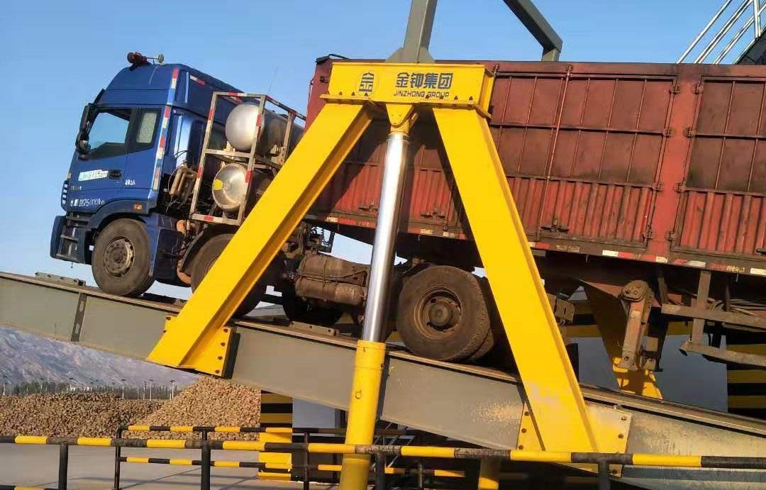 鄂尔多斯货物运输车辆称重