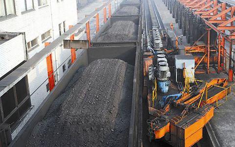 内蒙古聚源合众物流运输为某厂运输煤炭