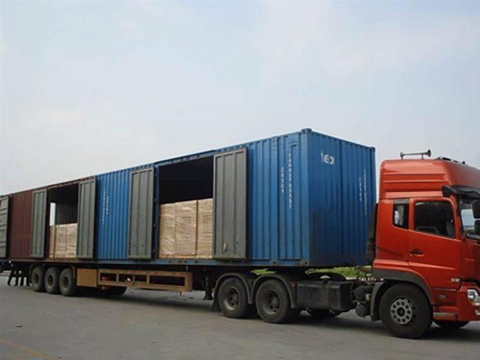 鄂尔多斯货物运输合作案例