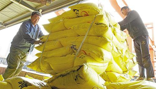 内蒙古化肥物流合作案例