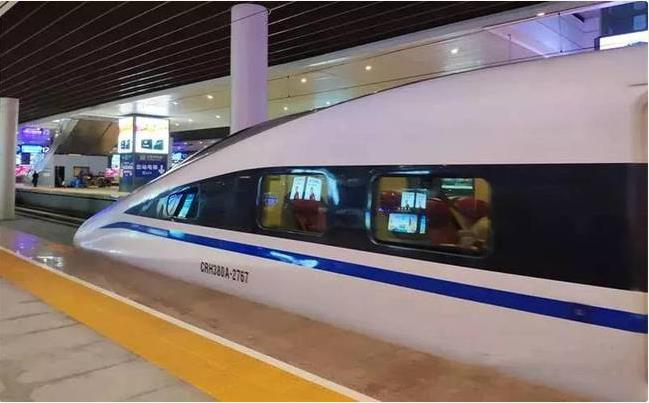 京广高铁试点电子客票