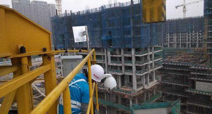 建筑工程施工展示视频