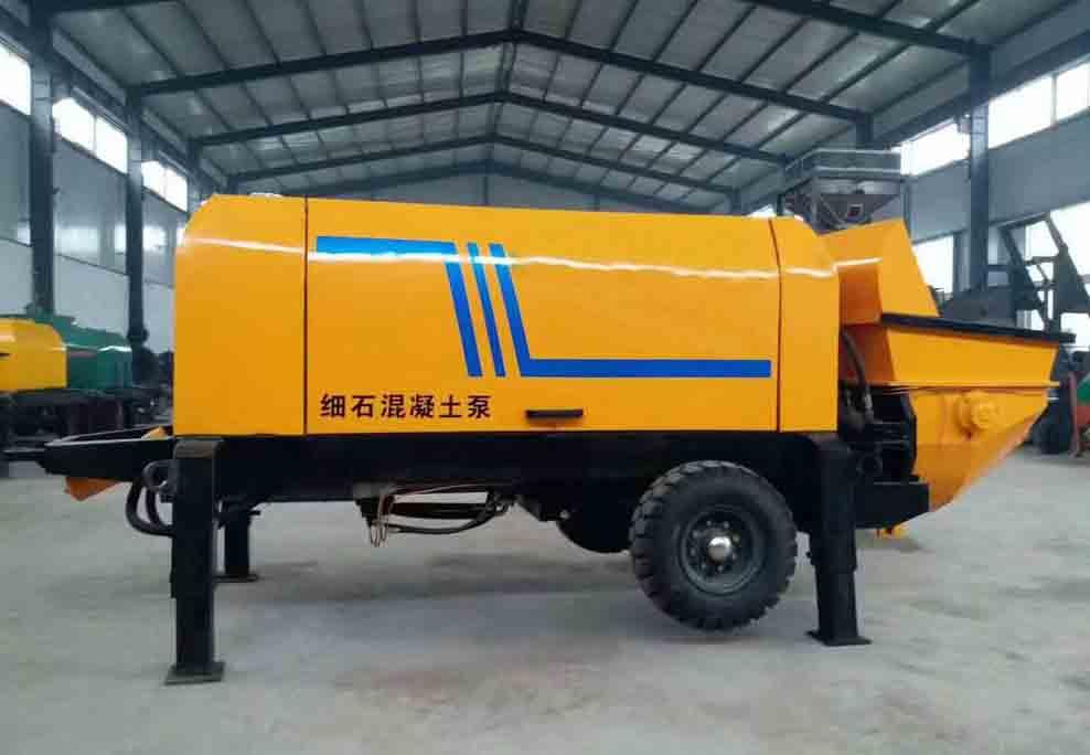 成都细石混凝土输送泵销售