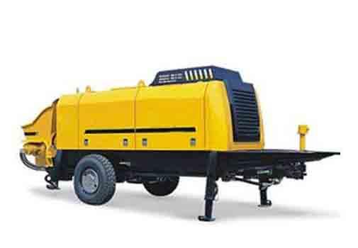 成都混凝土输送泵出租