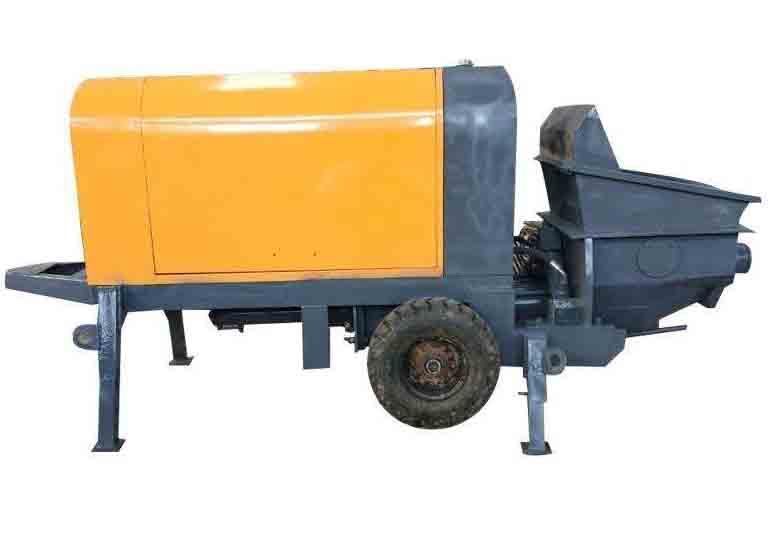 成都细石混凝土输送泵租赁