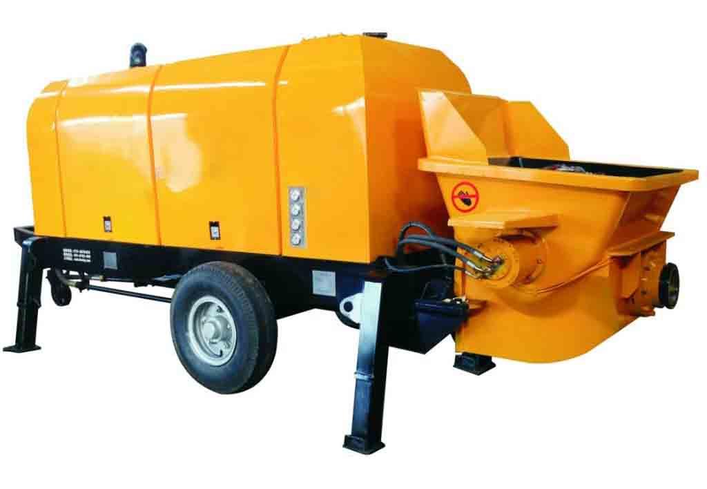 成都混凝土输送拖泵销售
