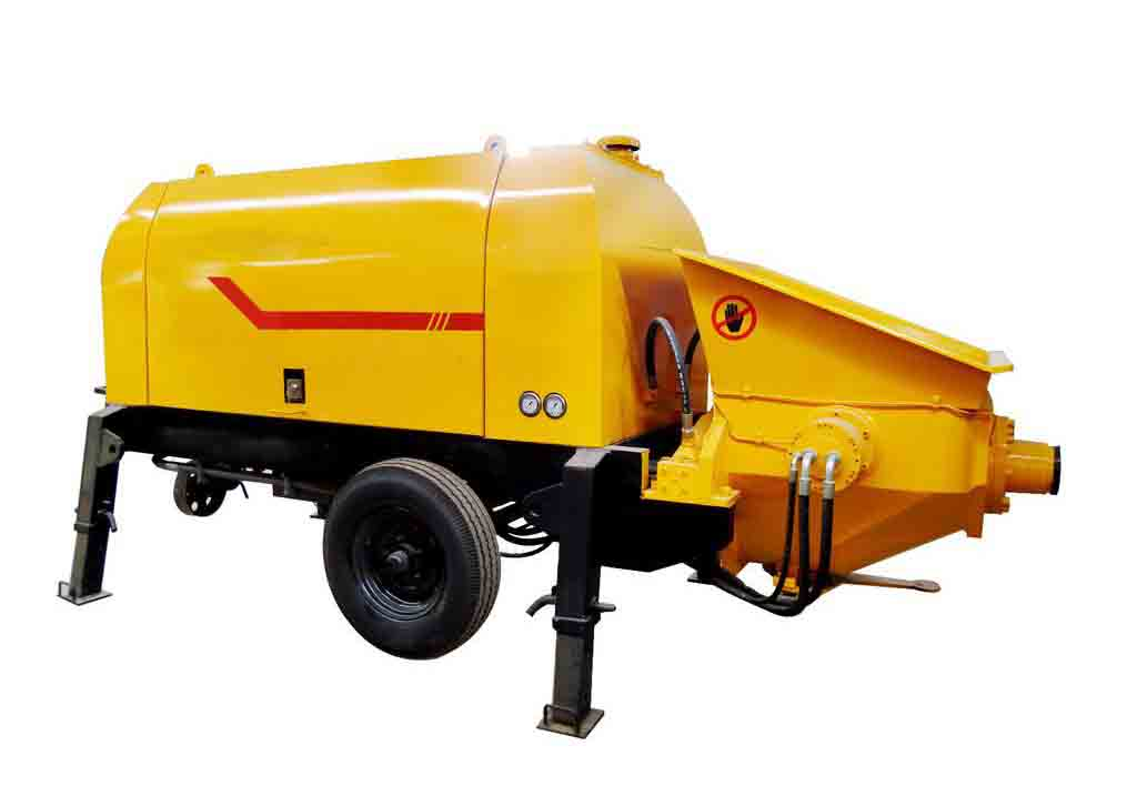 成都混凝土输送泵公司
