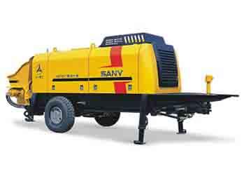成都混凝土输送拖泵厂家为您介绍大颗粒混凝土输送泵的使用事项