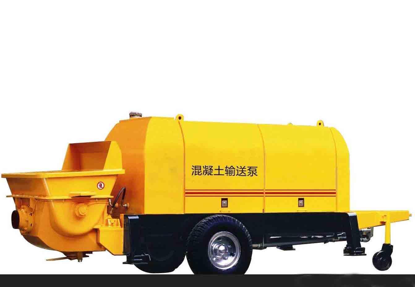混凝土输送泵使用注意事项,你真的做到了吗