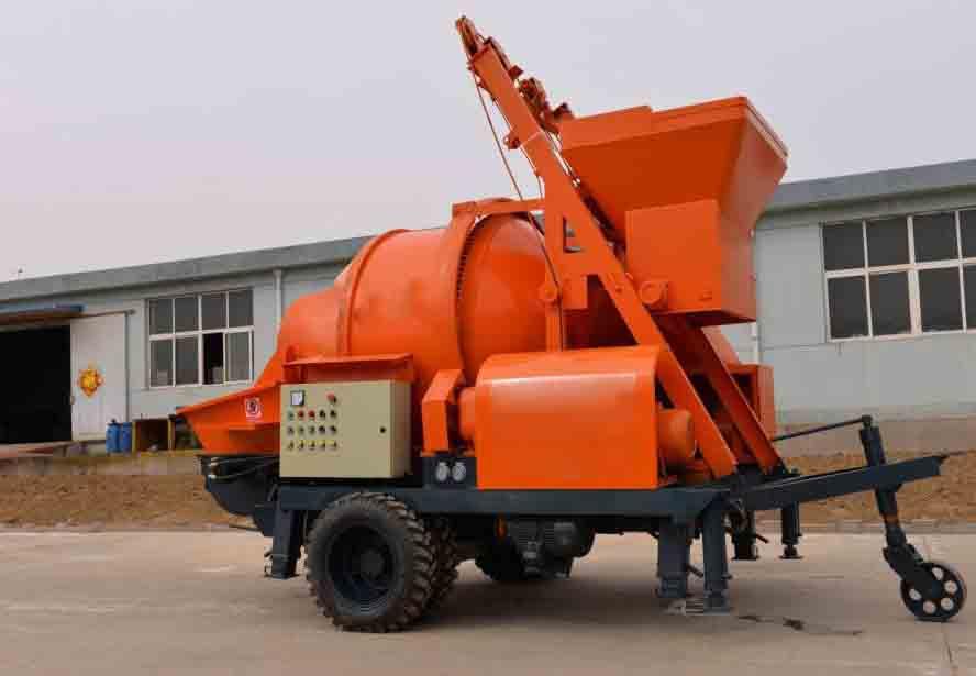 成都混凝土输送拖泵租赁