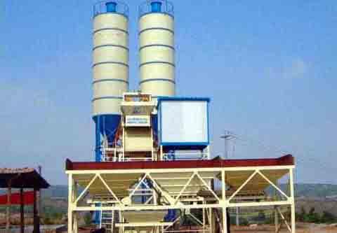 简单介绍关于成都混凝土搅拌站的设计原则