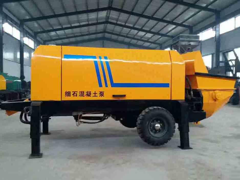 贵友机械和说说选择成都混凝土泵车厂家需要考虑哪些信息