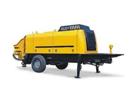 如何选购一台好的混凝土输送泵?