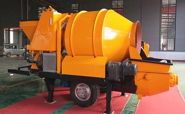 成都混凝土输送泵操作注意事项