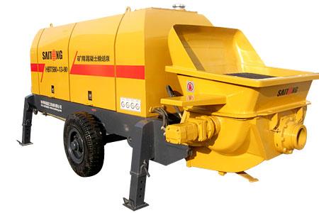 成都混凝土输送泵厂家