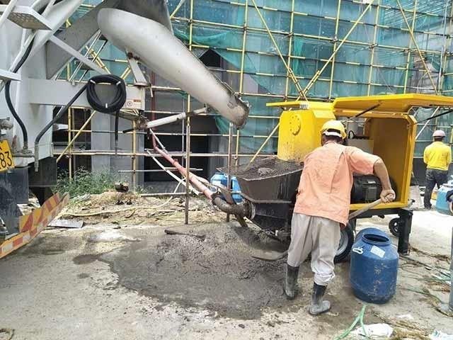 成都混凝土输送泵价格