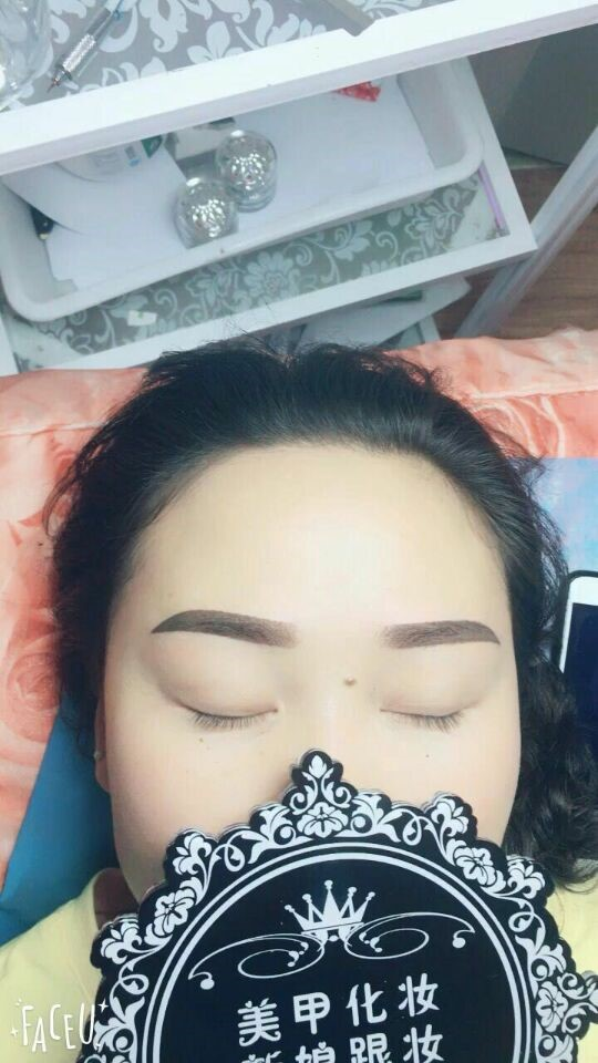 兰州化妆培训