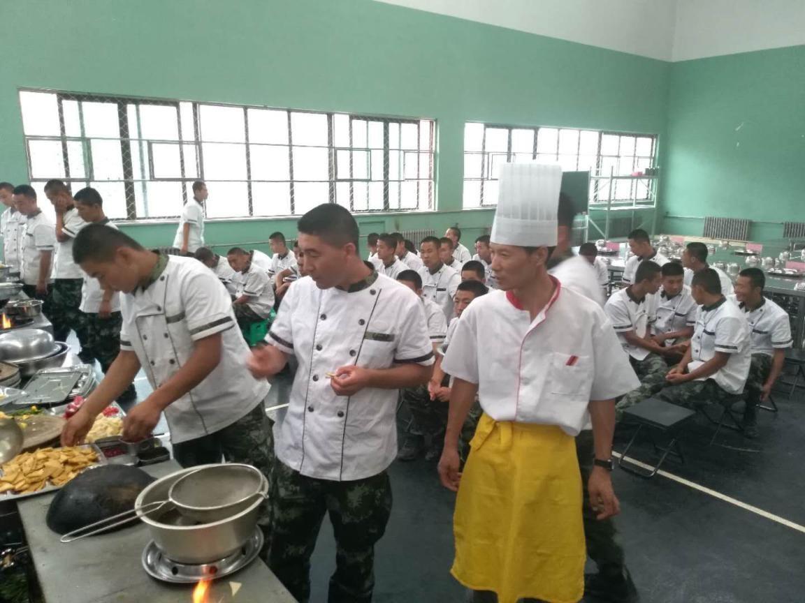 兰州厨师技能培训