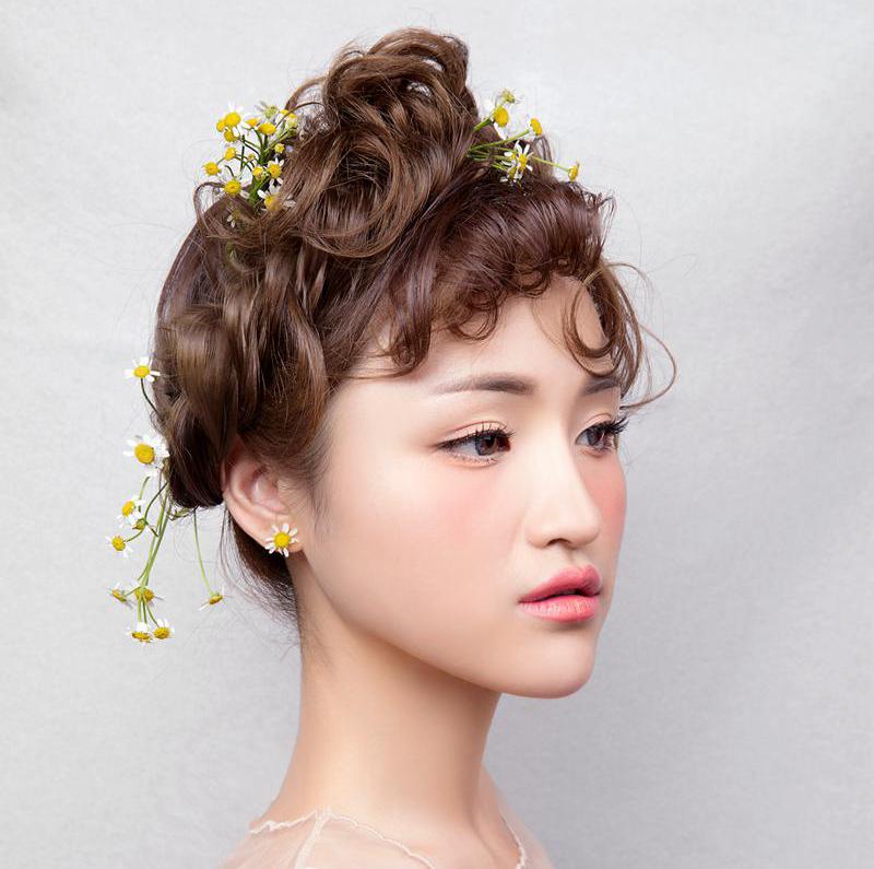 时尚新娘化妆跟妆班