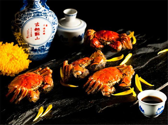 新疆五两红大闸蟹——中国传统时令水产品的文化传承!