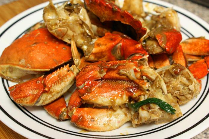 教你做香辣蟹的家常做法,个个麻辣鲜香,好吃到吮指!