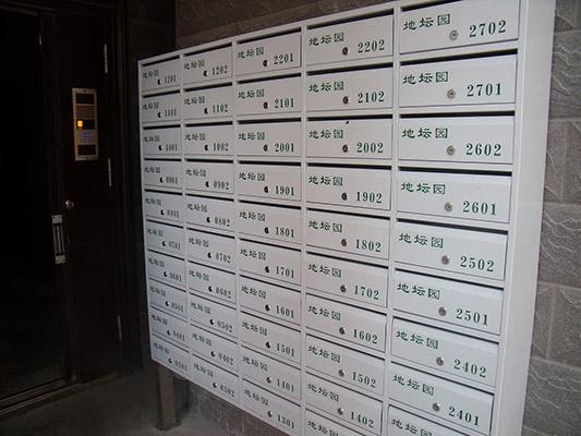 不锈钢信报箱如何区分报箱的好坏呢