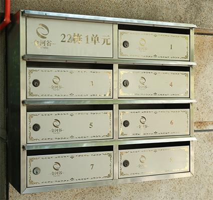 成都不锈钢信报箱厂家