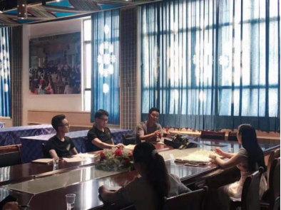 茜施妹与贵州省兴义市布谷鸟民族实业发展有限公司达成深度合作