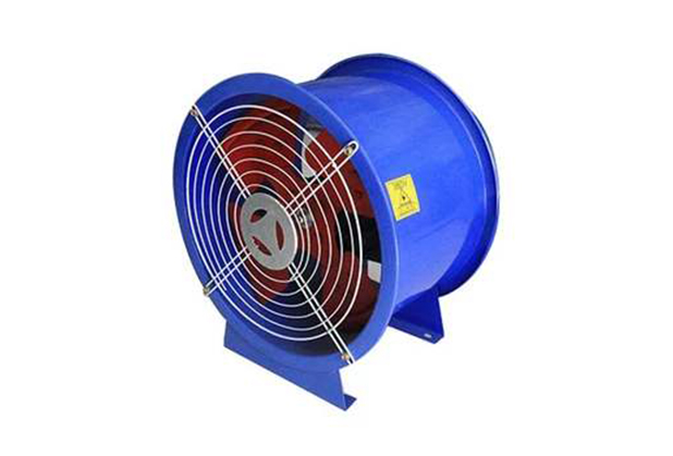 DZ系列低噪声轴流通风机