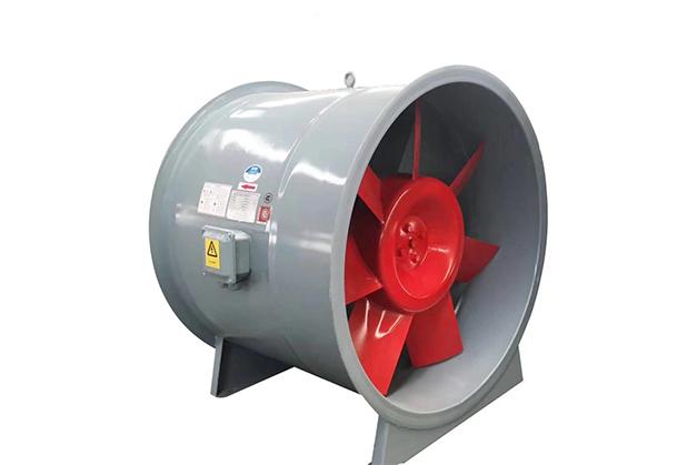 HTF(A)系列消防排烟轴流风机