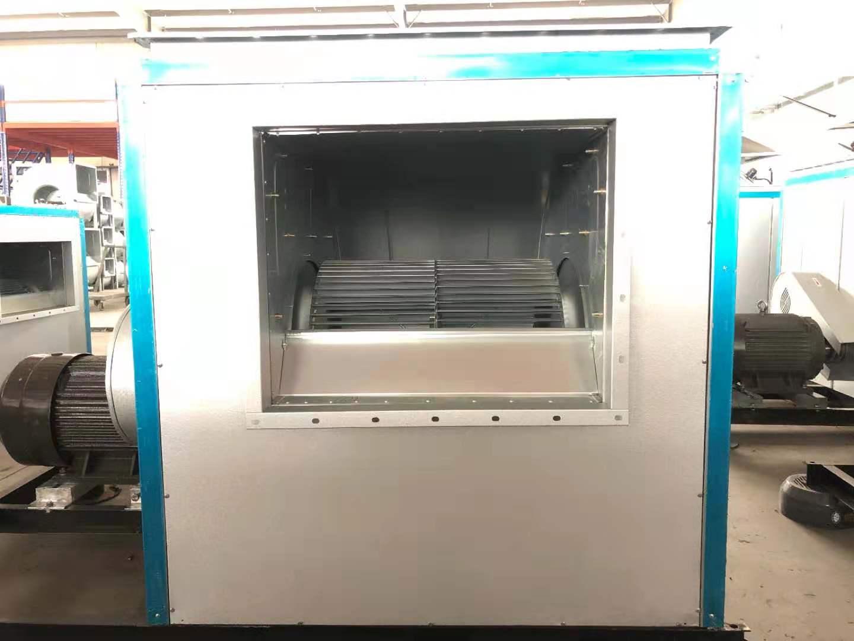 低噪声柜式消防排烟风机箱
