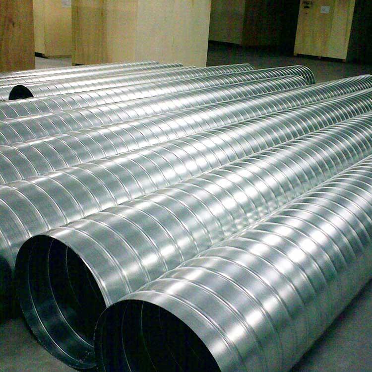 加工白铁皮通风管需要什么工具?