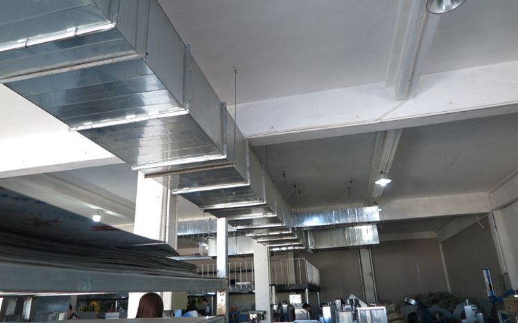 彩钢酚醛风管还是镀锌铁皮风管两种产品的区别?