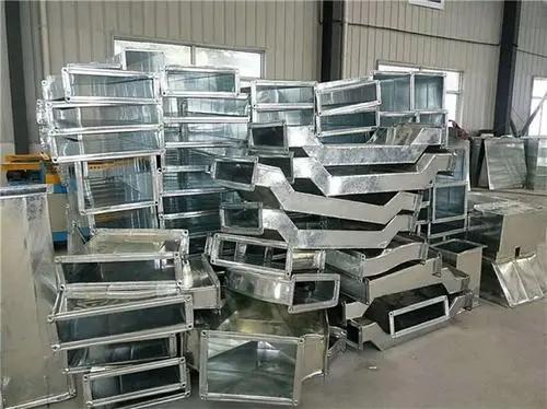 铁皮风管生产