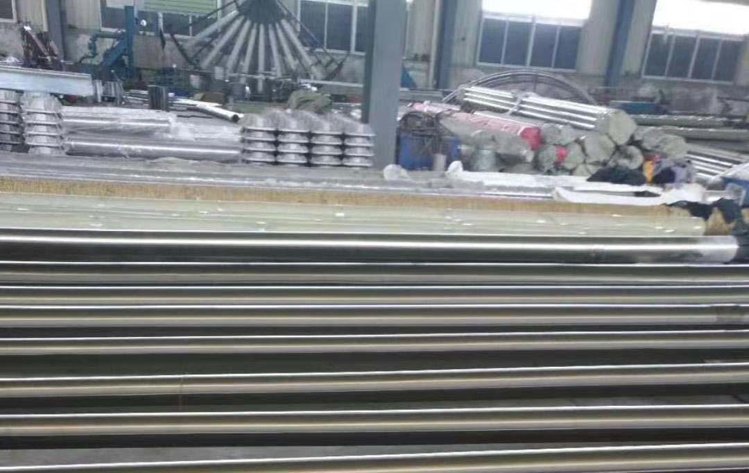 零件堆放区域制作厂区