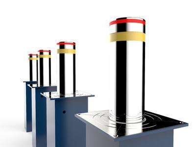 成都全自动液压一体式升降柱