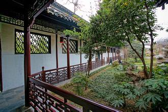陕西防腐木走廊