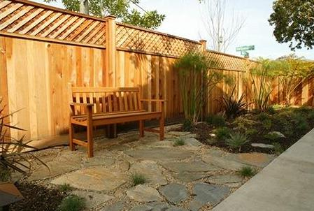 防腐木长椅定制