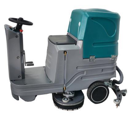 嘉航小型双刷洗地机JH-85