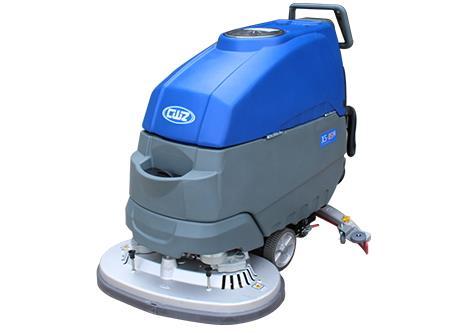 X5双刷手推式洗地机